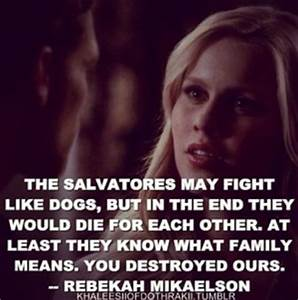 Elijah Mikaelso... Mikaelson Quotes
