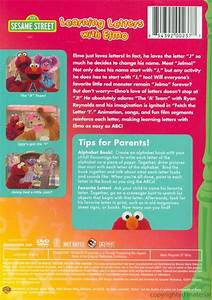 sesame street learning letters with elmo dvd 2011 dvd With sesame street learning about letters dvd