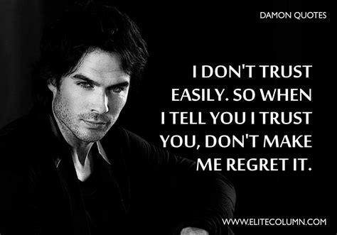 sexy damon quotes      twd days