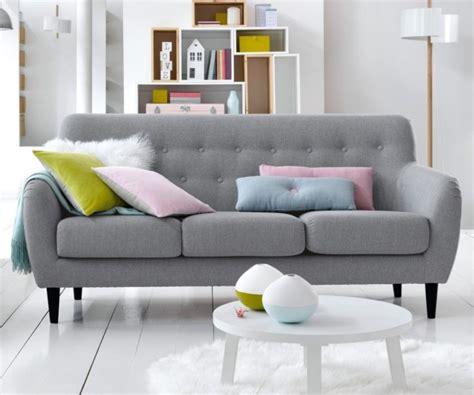 la redoute bout de canapé créer un salon style scandinave à prix doux joli place