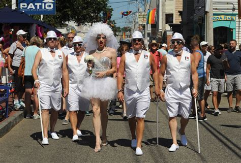 Photos Here Comes The Provincetown Carnival Parade Cape