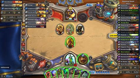 Hearthstone Deck Builder Tool by Hearthstone Deck Tracker One Of The Most Useful