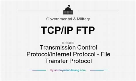 What does TCP/IP...