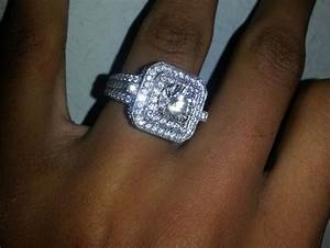the gallery for gt celebrity engagement ring 2013 With tamar braxton wedding ring