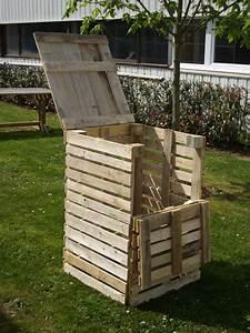 Recyclage Palette : faire une cabane avec des palettes cheap photo elle a ete ~ Melissatoandfro.com Idées de Décoration