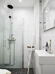 Faience Salle De Bain Blanche : du carrelage blanc dans la salle de bain c 39 est zen ~ Melissatoandfro.com Idées de Décoration