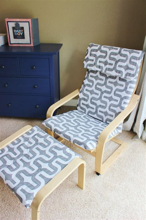 ikea poang chair cover diy poang chair slipcover diy crafts