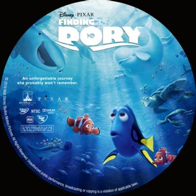 finding dory dvd covers labels  covercity