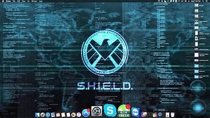 Shield Desktop Agents Wallpapers Marvel 1920 Mac