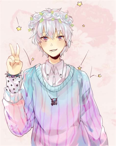 Anime Boys Arts Characters Kawaii Picture Pictures Untitled Image 2355774 By Ksenia L On Favim