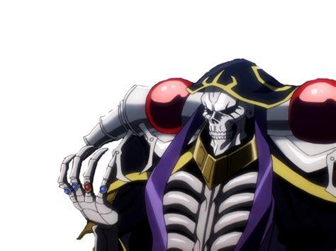 sticker de diabolore sur risitas anime overlord ainz ooal