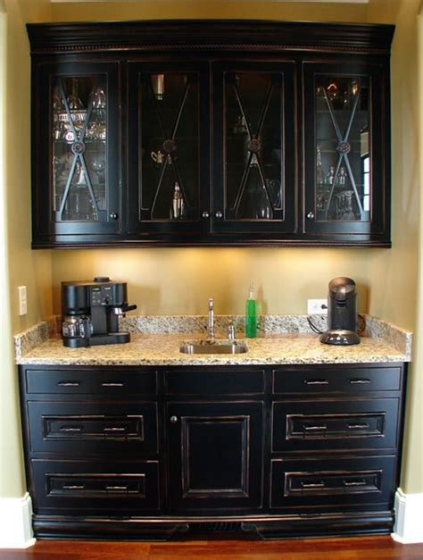 Home Bar Cabinet With Sink by 56 Built In Bar Cabinets With Sink Premade Bars