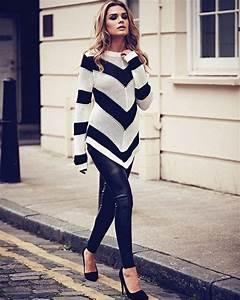 18 Cute Ways to wear Leggings in Style- Outfit Ideas - LooksGud.in
