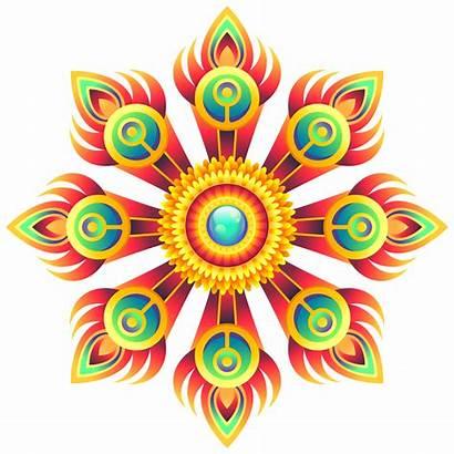 Designs Transparent Ornament Colorful Clipart Easy Elements