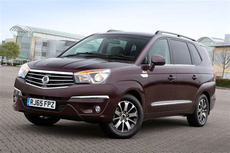 SsangYong Turismo review | Auto Express