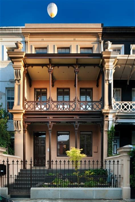 East Melbourne Terrace  Australian Design Review