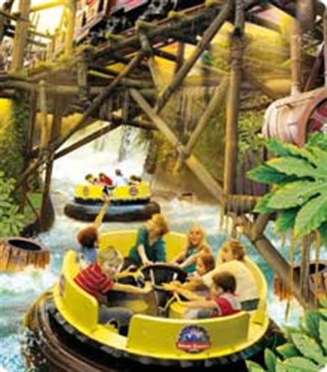 Alton Towers Tickets - Attraction Tickets From Essential