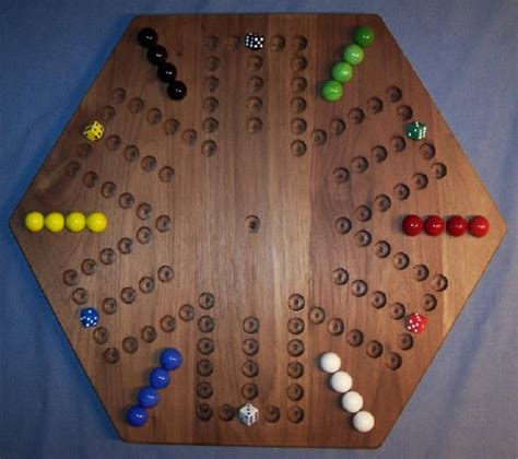 aggravation game board wooden boards wooden marble board aggravation 20 quot hexagon black walnut