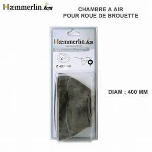 Chambre A Air Brouette : chambre air diam 400 mm pour brouettte haemmerlin ~ Farleysfitness.com Idées de Décoration