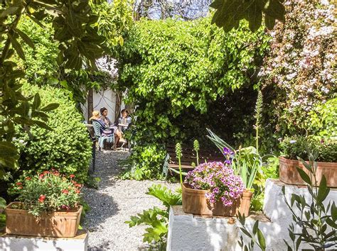 Der Garten Spanisch by Sprachkurse In Granada