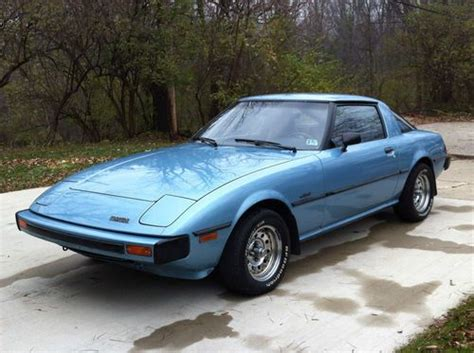 Sell Used 1980 Mazda Rx-7 1st Gen Rotary Engine 5 Speed