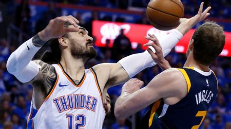 The Thunder Are Being Shady About Steven Adams's Possibly ...