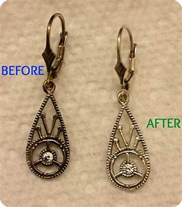 Friday's Focus On: Cleaning Tarnished Jewelry {DIY ...