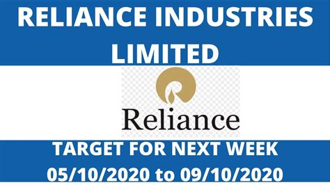 The user of the information assumes the entire risk as to the suitability, use, results of use, accuracy, completeness, correctness of the information and shall waive any claim of detrimental reliance upon the information. Reliance Share News | 05- 09 OCT Reliance Share Target | Reliance Share | RIL Share News | RIL ...