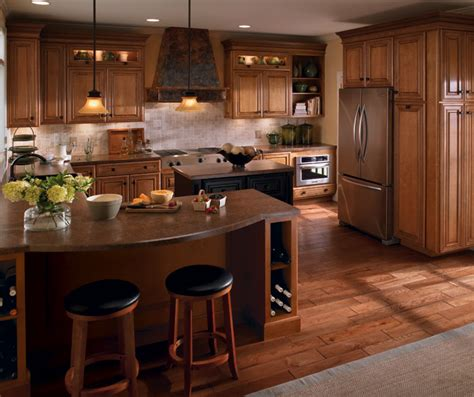 maple kitchen cabinets schrock cabinetry
