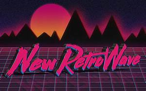 Retro, Wave, Wallpapers