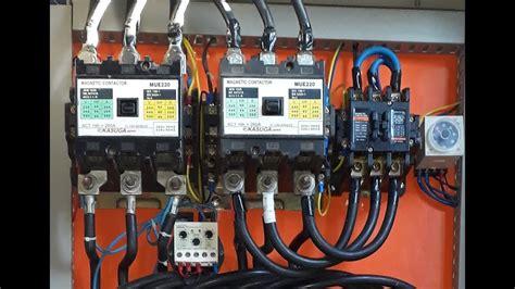 Electrical Panel Board Video Circuit Breaker Star