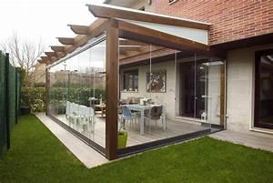 Proyectos Echarri Proyectos de jardín, cristal, porches, acristalamientos Lumon, Ventanas