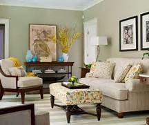Photos Of Living Rooms With Green Walls by Modern Furniture 2013 Traditional Living Room Decorating Ideas From BHG