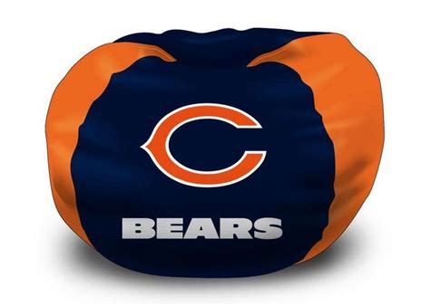 chicago bears nfl bean bag chair baby kranovich