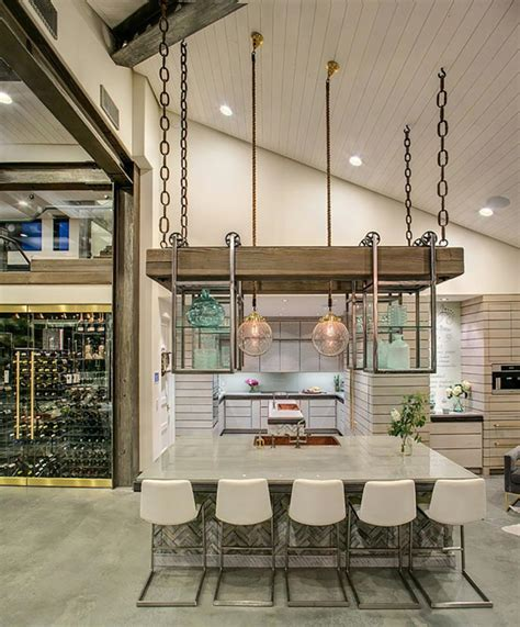 hauteur luminaire table cuisine hauteur luminaire table cuisine luminaire ilot de cuisine