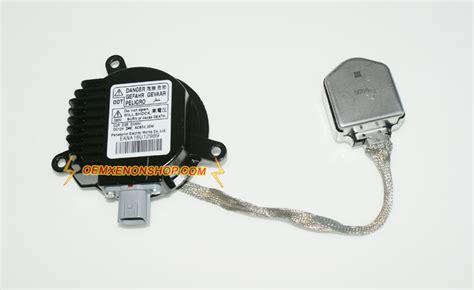 Infiniti Xenon Headlight Faliure Headlamp Control