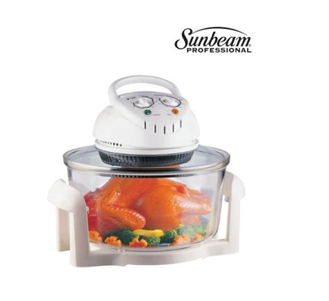 convection oven sunbeam professional cookware