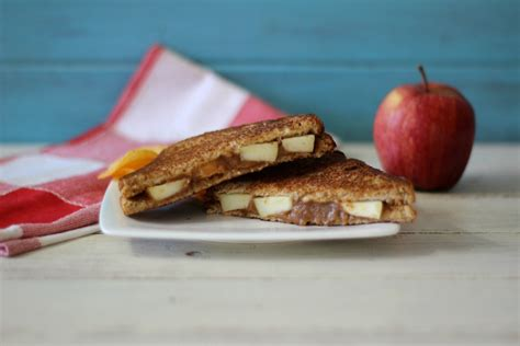 Apple Bacon And Peanut Butter Sandwiches by Apple Peanut Butter Sandwich Recipe Dishmaps
