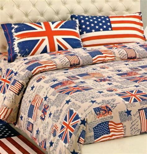 lenzuola singolo bandiere vendita   biancheria  la casa