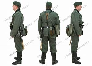 Soldier of Fortune - German Early WW2 Mans Uniform