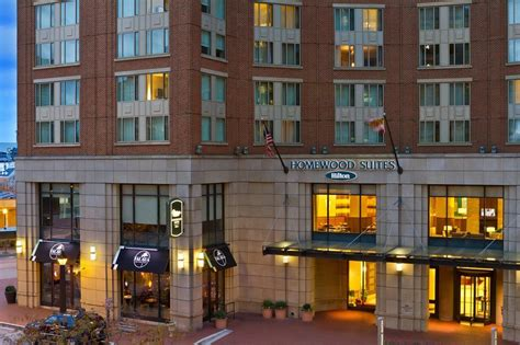 Homewood Suites By Hilton Baltimore Inner Harbor In