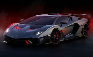 Lamborghini, Squadra, Corse, Sc18, Alston, Supercar