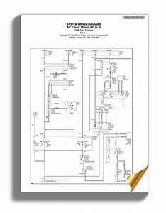 Ford Explorer 1996 Electrical Diagrams In En