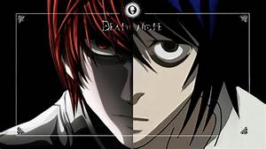 L Death Note Hd Wallpaper 21 Cool Hd Wallpaper - Animewp.com
