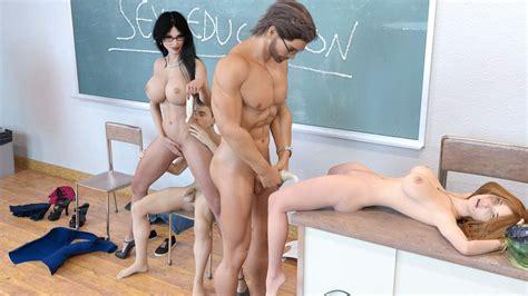 Everforever – Teachers Sex Education Porn Comics Galleries