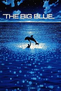 The Big Blue (1988) - Posters — The Movie Database (TMDb)