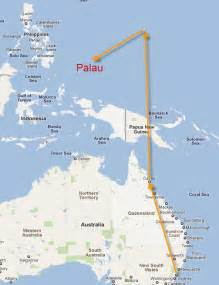 Where Is Palau On the World Map