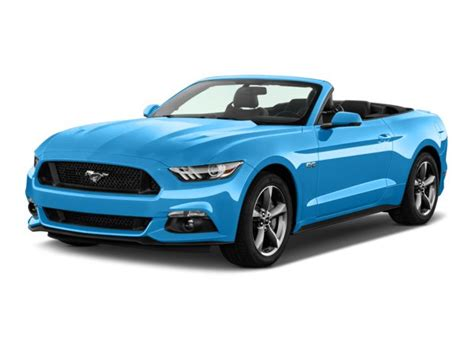 2017 ford mustang exterior colors u s news world report