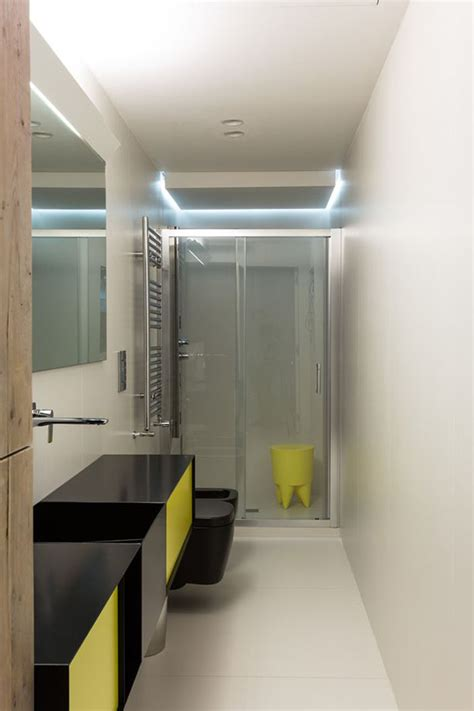 small studio apartment  functional custom closet