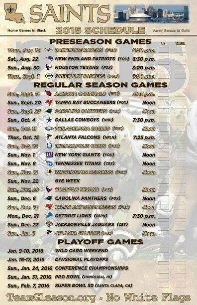 Dallas Cowboys 2015 Schedule Wallpaper New Orleans Saints Schedule 2017 Pictures To Pin On Pinterest Thepinsta